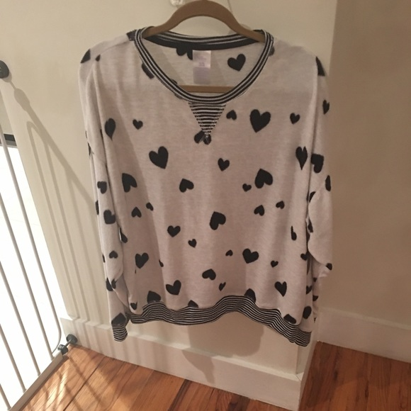Women's Lounge top Size XL